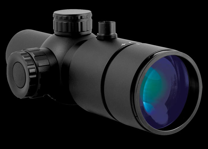 With sensor technologies G5™ can vastly expand the utilization of the riflescope by offering Situational Awareness while user is focused on the target.