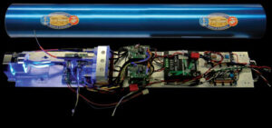 LightSpeed Oceanlink is a 2-way, non-RF communication system from submarines to surface, airborne or underwater platforms with a wide angle of view.